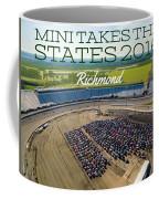 Richmond Rise/shine W/text Coffee Mug