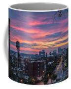 Richmond Sunset Libby Hill Coffee Mug