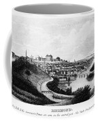 Richmond, Virginia, 1856 Coffee Mug