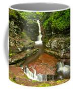 Ricketts Glen Adams Falls Coffee Mug