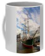 Rickmer Rickmers A Three Masted Barque Coffee Mug