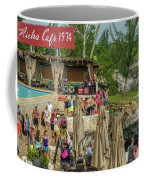 Rick's Cafe In Negril Coffee Mug