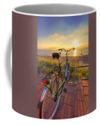 Ride Off Into The Sunset Coffee Mug