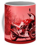 Ride Red Coffee Mug
