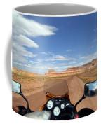 Ride To Little Wild Horse Slot Canyon Coffee Mug