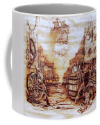 Riders In The Sky Coffee Mug