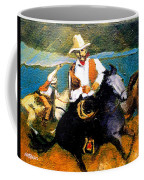 Riders In The Storm Coffee Mug