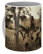 Rides His Horse 3 Coffee Mug
