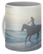Riding Free Coffee Mug