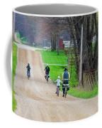 Riding Home Coffee Mug