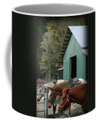 Riding Horses Coffee Mug