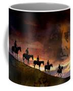 Riding Into Eternity Coffee Mug
