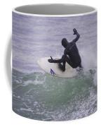 Riding The Crest Coffee Mug