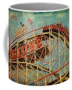 Riding The Cyclone Coffee Mug
