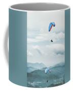 Riding The Wind Coffee Mug