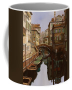 Riflesso Scuro Coffee Mug by Guido Borelli