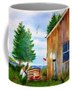Right Next Door  Coffee Mug
