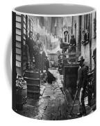 Riis: Bandits Roost, 1887 Coffee Mug
