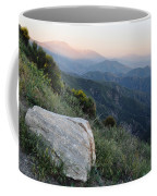 Rim O' The World National Scenic Byway Coffee Mug
