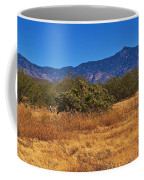 Rincon Peak, Tucson, Arizona Coffee Mug