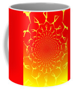Ring Of Fire Dancers Coffee Mug