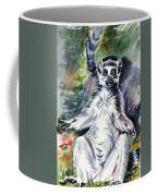 Ring-tailed Lemur Coffee Mug