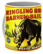 Ringling Brothers Barnum And Bailey Circus Coffee Mug