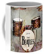 Ringo's Drums Coffee Mug