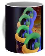 Rings And Spheres Coffee Mug