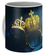 Rings Of Nobility Coffee Mug