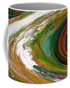 Rings Of Saturn Coffee Mug