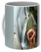 Rinsing Off Coffee Mug