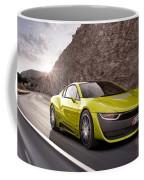 Rinspeed Etos Concept Self Driving Car Coffee Mug