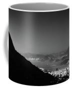 Rio De Janeiro, Brazil Panorama Coffee Mug