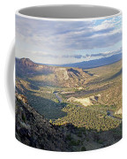 Rio Grand Near White Rock Coffee Mug