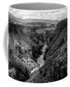 Rio Grande Carved Canyon 2 Coffee Mug