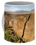 Rio Grande Gorge Bridge Taos New Mexico Coffee Mug