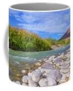 Rio Grande Hoodoos Trail Head Coffee Mug