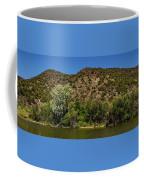 Rio Grande Panorama Pilar New Mexico Coffee Mug