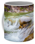 Rio Grande Rocky Flow Coffee Mug