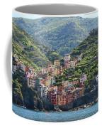 Riomaggiore 0576 Crop Coffee Mug