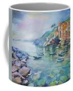 Riomaggiore Cinque Terre Italy Coffee Mug