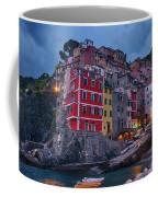 Riomaggiore In Cinque Terre Italy Coffee Mug