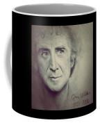 R.i.p. Gene Wilder Coffee Mug