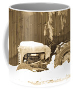 Rip Old Oliver Tractor Coffee Mug