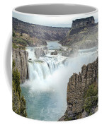 Ripping Shoshone Falls Coffee Mug