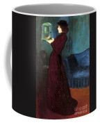 Ripple-ronai: Woman, 1892 Coffee Mug