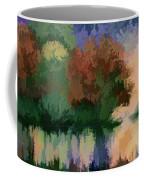 Rippled Sunset 2 Coffee Mug