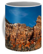 Rippled Walls Coffee Mug