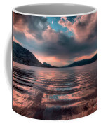 Ripples And Reflections Coffee Mug